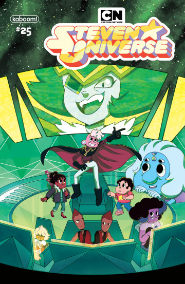 Steven Universe Ongoing - Terry Blas