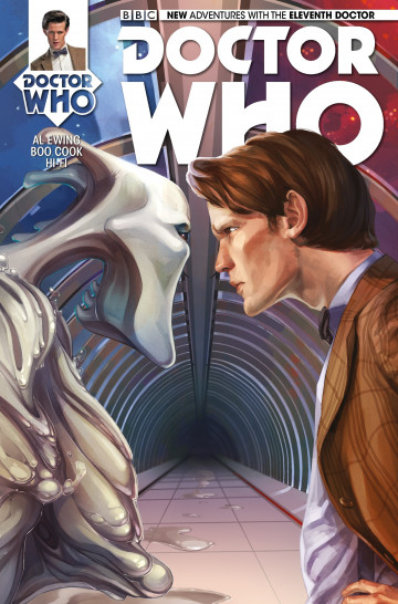 Doctor Who: The Eleventh Doctor - Al Ewing