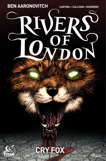 Rivers of London - Ben Aaronovitch