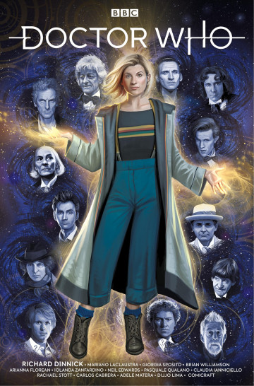 Doctor Who: The Road To The Thirteenth Doctor - Richard Dinnick