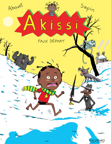 Akissi (Tome 7) - Faux départ - Tome 7   Marguerite Abouet