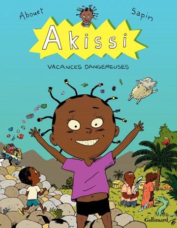 Akissi (Tome 3) - Vacances dangereuses - Tome 3   Marguerite Abouet