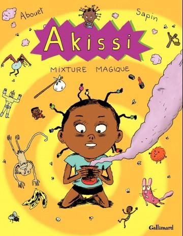 Akissi (Tome 5) - Mixture magique - Tome 5 | Marguerite Abouet