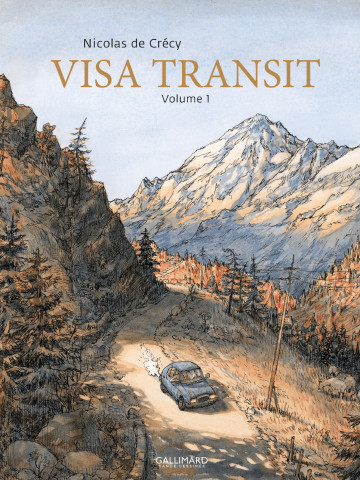 Visa Transit (Volume 1) | Nicolas de Crécy