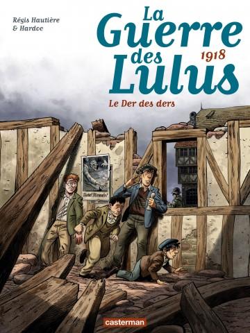 1918 - Le der des ders - Tome 5   Régis Hautière