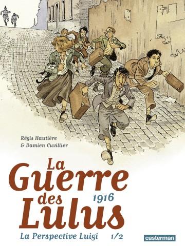 1916 - La Perspective Luigi - Chapitre 1/2 - Tome 6   Damien Cuvillier