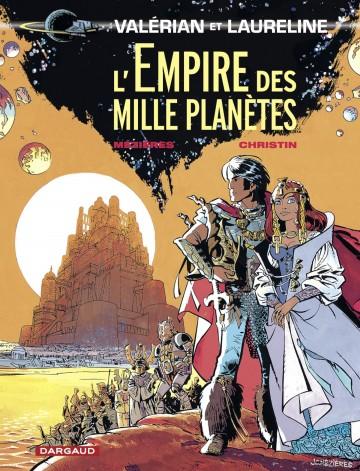 L'Empire des mille planètes - Tome 2 | Pierre Christin