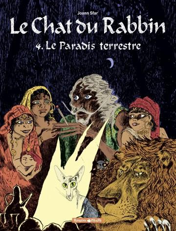 Le Paradis Terrestre - Tome 4 | Joann Sfar