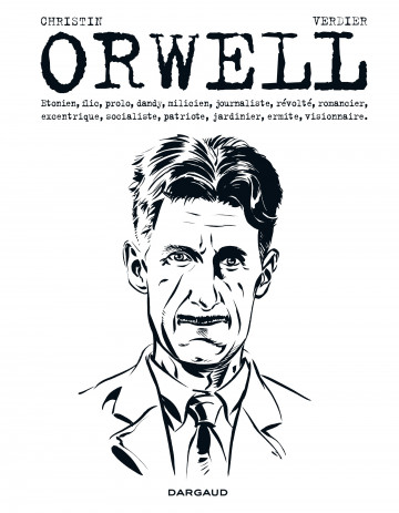 George Orwell | Christin Pierre