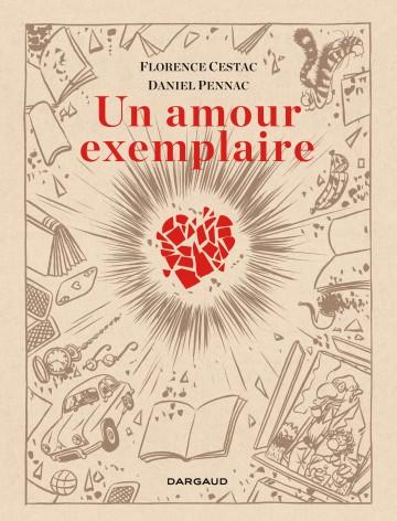 Un amour exemplaire | Florence Cestac