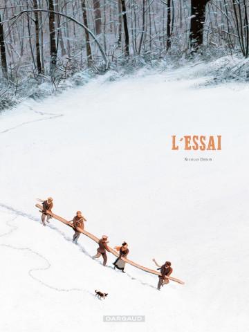L'Essai (one shot) - Tome 51 | Nicolas Debon