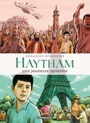 Haytham, une jeunesse syrienne | Kyungeun PARK