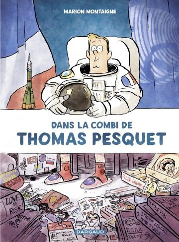 Dans la combi de Thomas Pesquet | Marion Montaigne