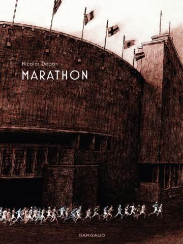 Marathon - Tome 0 | Debon Nicolas