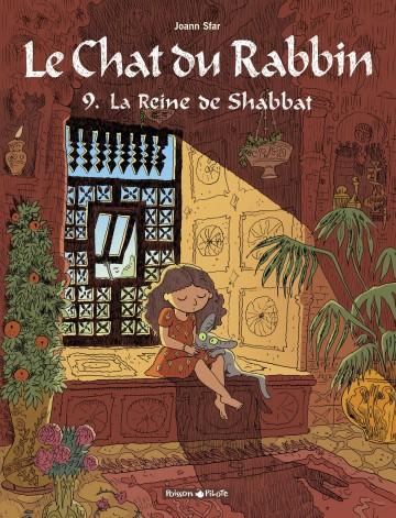 Le Chat du Rabbin  - tome 9 - La Reine de Shabbat - Tome 9 | Joann Sfar