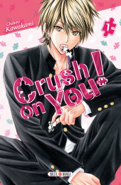 T1 - Crush on You !