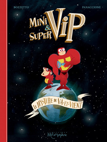 Minivip & Supervip | Bruno Bozzetto