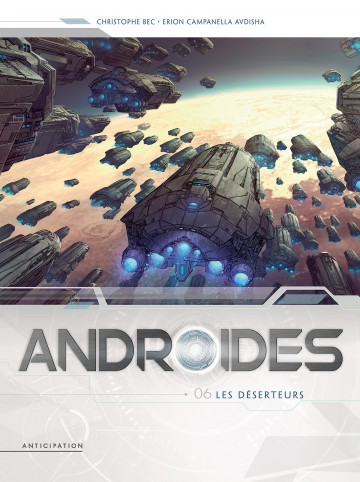 Androïdes - Christophe Bec