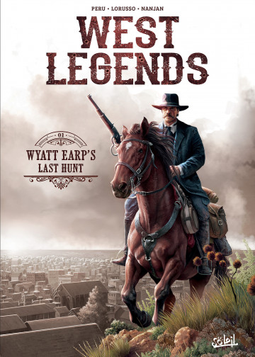 West Legends - Olivier Péru