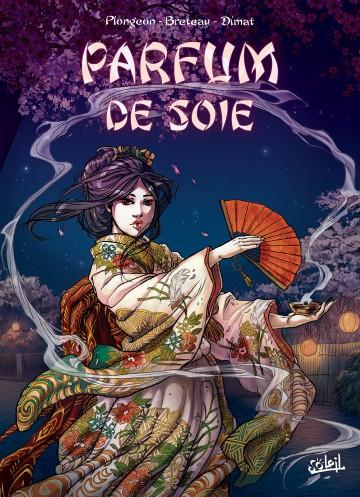 Parfum de soie - Isabelle Plongeon