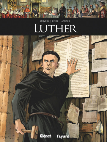 Luther - Olivier JOUVRAY