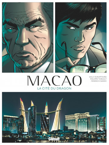 Macao - Willy Duraffourg
