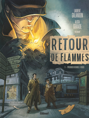 Retour de flammes - Laurent Galandon