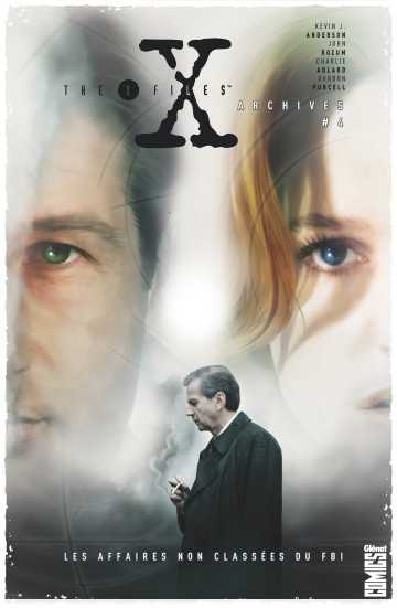 The X-Files Archives - Kevin J. Anderson