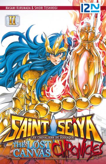 Saint seiya - The lost canvas - La légende d'Hadès - Chronicles - Pierre GINER