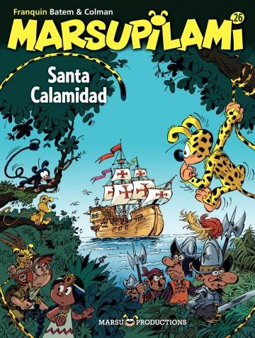Santa Calamidad - Tome 26 | Batem