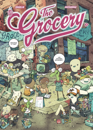The Grocery - Aurélien Ducoudray