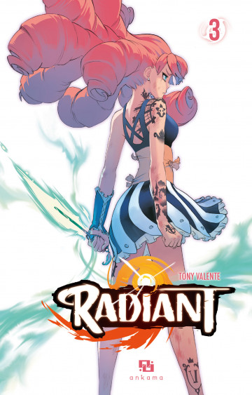Radiant Tome 3 - Tome 3   Tony Valente
