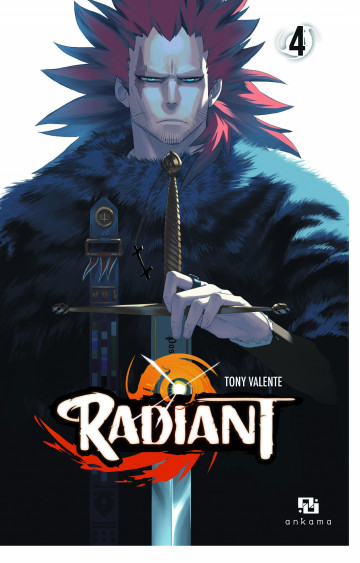 Radiant Tome 4 - Tome 4   Tony Valente