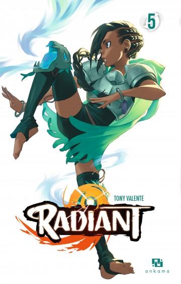 Radiant Tome 5 - Tome 5   Tony Valente
