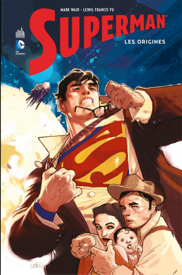 Superman - Les origines - Mark Waid