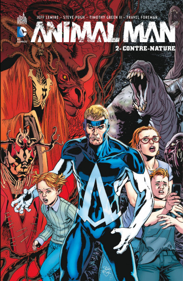 Animal Man - Jeff Lemire