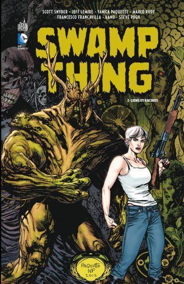 Swamp Thing - Scott Snyder