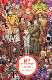 T1 - Manhattan Projects