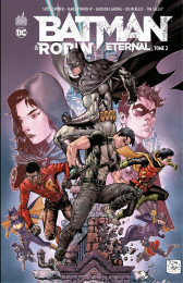 T2 - Batman & Robin Eternal