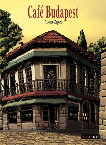 Café Budapest | Alfonso Zapico