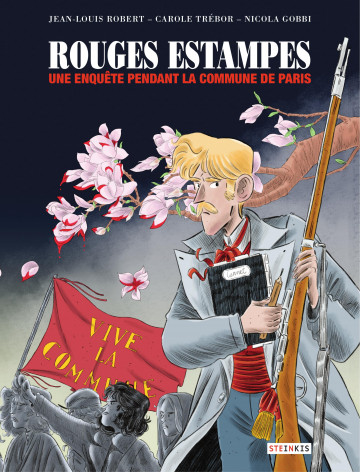 Rouges estampes - Carole Trebor