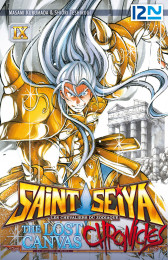 T9 - Saint seiya - The lost canvas - La légende d'Hadès - Chronicles