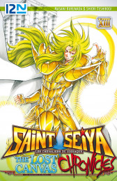 T13 - Saint seiya - The lost canvas - La légende d'Hadès - Chronicles