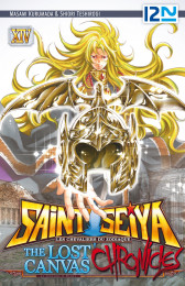 T14 - Saint seiya - The lost canvas - La légende d'Hadès - Chronicles