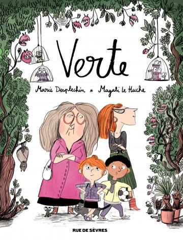 Verte | Marie Desplechin
