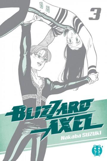 Blizzard Axel - Nakaba Suzuki
