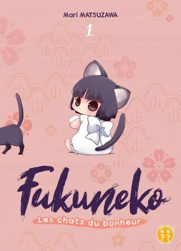Fukuneko, les chats du bonheur - Mari Matsuzawa