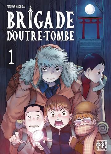 Brigade d'outre-tombe - Tetsuya Machida