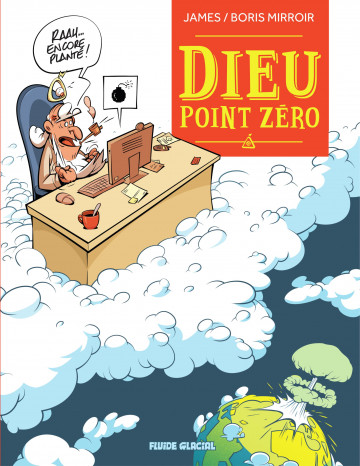 Dieu point zéro - Borris Miroir