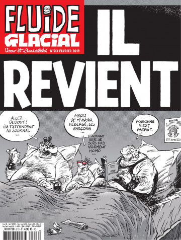 Magazine Fluide Glacial - Collectif